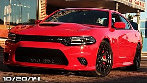 2015 Charger Hellcat Price, 2015 Ford Mustang Recall, Ferrari 458M - Fast Lane Daily