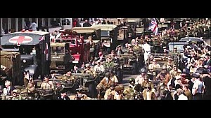 Goodwood Revival Highlights 2014 - 'A magical step back in time' - MICHELIN