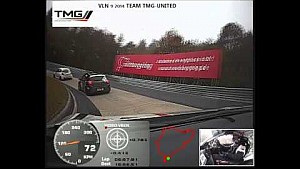TMG United Race Action - VLN 10