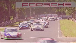 One dramatic race, and a new world record: Porsche Carrera Cup at Le Mans