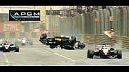 F3 Crash - 2009 Macau GP - Airborne F3