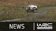 Wales Rally GB 2014: Stages 18-23
