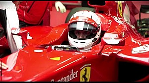 Ferrari Official: Vettel's debut in Fiorano