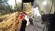 UTV Shock testing with Tony Stewart