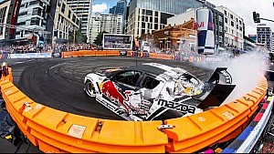 Precision Drift Racing in New Zealand - Red Bull Drift Shifters