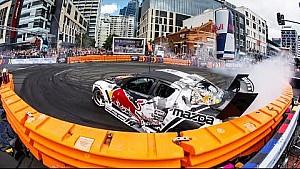 Precision Drift Racing in New Zealand - Red Bull Drift Shifters