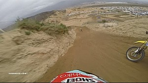 Jump onboard with Gage Schehr as he races around Glen Helen for the Red Bull A Day in the Dirt
