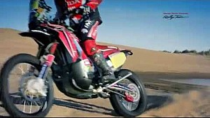 Honda South America Rally Team - Dakar Preview