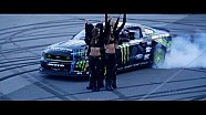 MONSTER DRIFT 2014: Vaughn Gittin Jr's 2014 World Tour of Fun, Winning and Tire Slaying