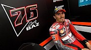 New faces for 2015 MotoGP – Loris Baz