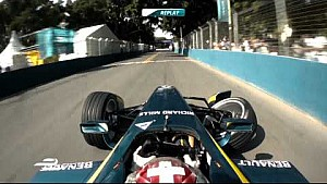 Top 5 Formula E crashes
