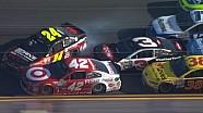 Austin Dillon Wrecks Jeff Gordon en Última vuelta - Daytona 500