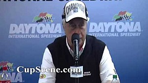 Daytona 500 Post-race press conference