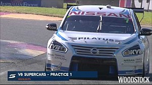 Clipsal 500 - Practice 1 Highlights