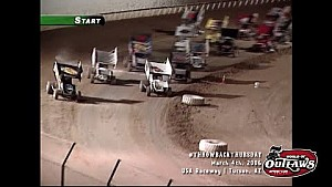 #ThrowbackThursday: World of Outlaws Sprint Cars USA Raceway March 4th, 2006
