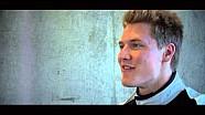 Josef Newgarden: First day of IndyCar testing