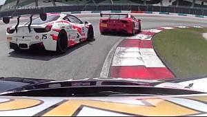 Ferrari Challenge Asia Pacific: Sepang 2015 - Race 2