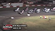 Highlights: World of Outlaws Sprint Cars Silver Dollar Speedway March 28th, 2015