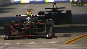 Long Beach ePrix combined free practice highlights