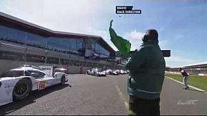 6 Hours of Silverstone - Formation Lap starting with Le Mans Style