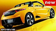 Honda S660 Type R, SVR Land Rover Defender, Toroidion Supercar - Fast Lane Daily