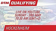 DTM Hockenheim 2015 - Qualifying (Race 2) - Live Stream