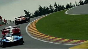 WEC 6 Hours of Spa-Francorchamps FP3 in Slow-Motion