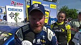 Emotional Dale Jr. in Victory Lane - 'I don't deserve it'