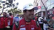 Di Grassi made strategy gamble in Monaco
