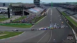 2015 Angie's List Grand Prix of Indianapolis: Race Highlights