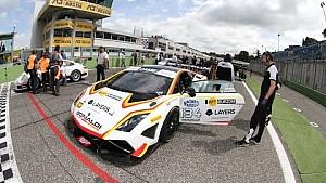 Onboard: Vallelunga - Italian GT Championship