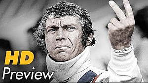 THE MAN & LE MANS First Look PROMO CLIPS (2015) Steve McQueen Documentary