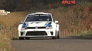 VW Polo R WRC Test 2011 [HD]