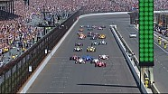 2015 Indianapolis 500 Highlights