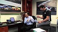 Comment le Team Penske fête la victoire de Montoya