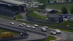 Competition102 GT4 European Series - Race 1 - RedBull Ring 2015