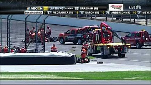 2014 Indy Lights - 2014 Freedom 100 Broadcast