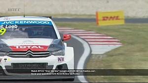 The best action from race 2 in Slovakia