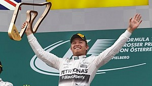 Nico Rosberg's 2015 Austrian Grand Prix Video Blog!