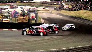 Day 1 Highlights:Germany RX - FIA World Rallycross Championship