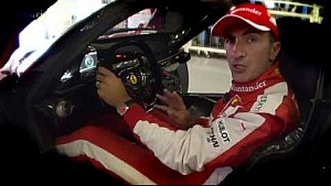 Andrea Bertolini introduces the Ferrari FXX K
