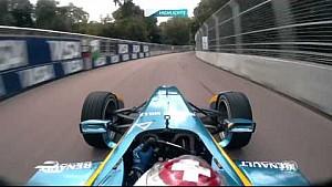 Visa London ePrix qualifying highlights