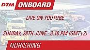 DTM Norisring 2015 - Christian Vietoris - Live Onboard (Race 2)