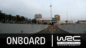 WRC - Rally Italia Sardegna 2015: Prokop Onboard SS01