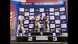 2007 World Touring Car Championship at Brno R5