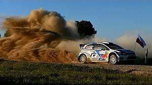 2015 Rally Poland highlights