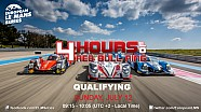 European Le Mans Series: livestream from the Red Bull Ring