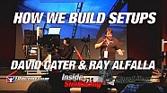 How David Cater and Ray Alfalla setup cars in iRacing part 1