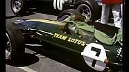 El Grand Prix de Francia en Le Mans en 1967