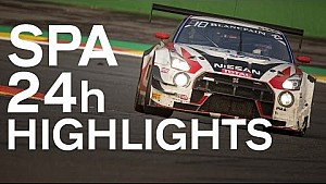 Nismo - SPA 24hr Highlights 2015